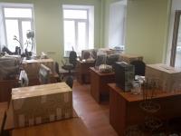 Разработка плана офисного переезда