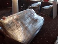 Упаковка и перевозка мебели из особняка