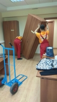 Перевозка офисной мебели