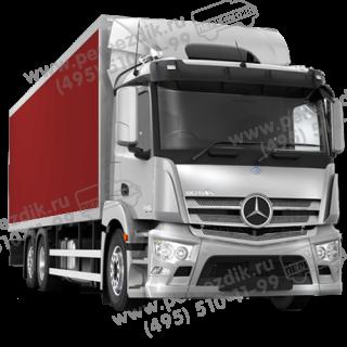 Заказать фуру на переезд имущества 92м3 до 20 тонн
