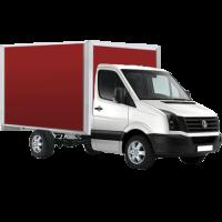 Крафтер-фургон заповедать бери доставку мебели равно грузов