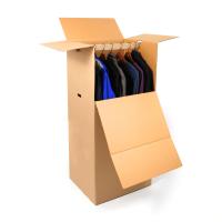 Гофро-короб на перевоз одежд