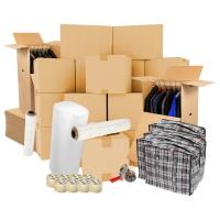 Комплект упаковочных материалов для переезда двухкомнатной квартиры