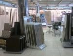Перевозка большого магазина керамической плитки