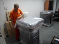 Перевозка мебели Москва - Петербург