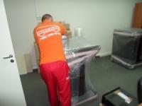 Перевозка типографского печатного оборудования