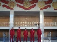 Грузчики в Кремле