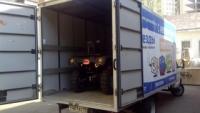 Перевозка квадриков и мотоциклов