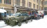 перевезти танк, военную технику