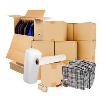 Заказать комплект упаковки для переезда однушки